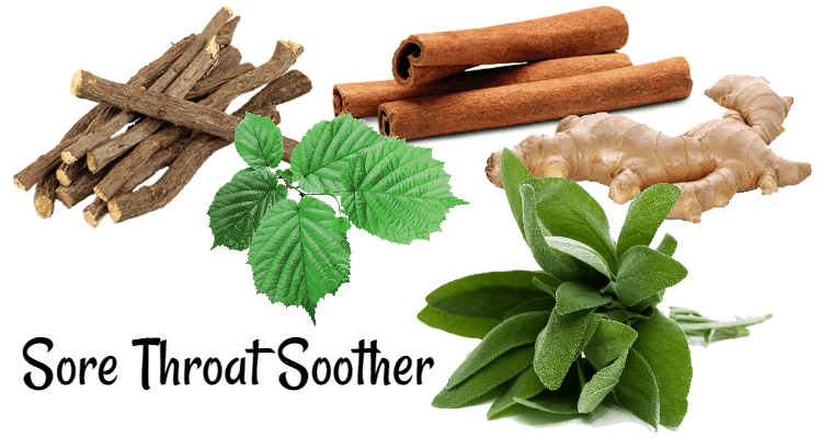 alternative health teas for cold and flu symptoms