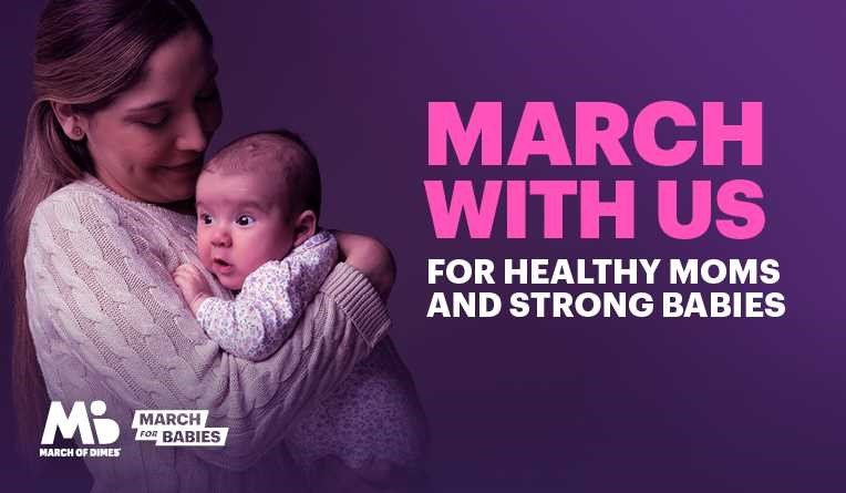 March for Babies Picture