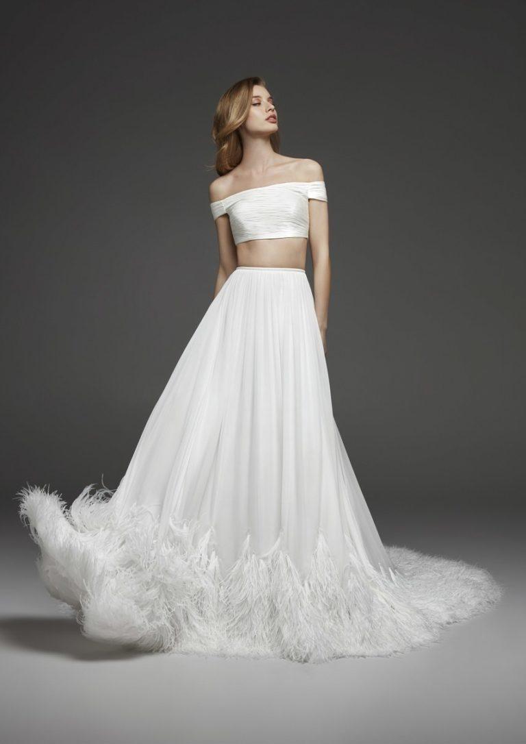 Dee Kay Events | NYC 2018 Bridal Fashion Week | Pronovias Bridal I Bridal Trends 2020