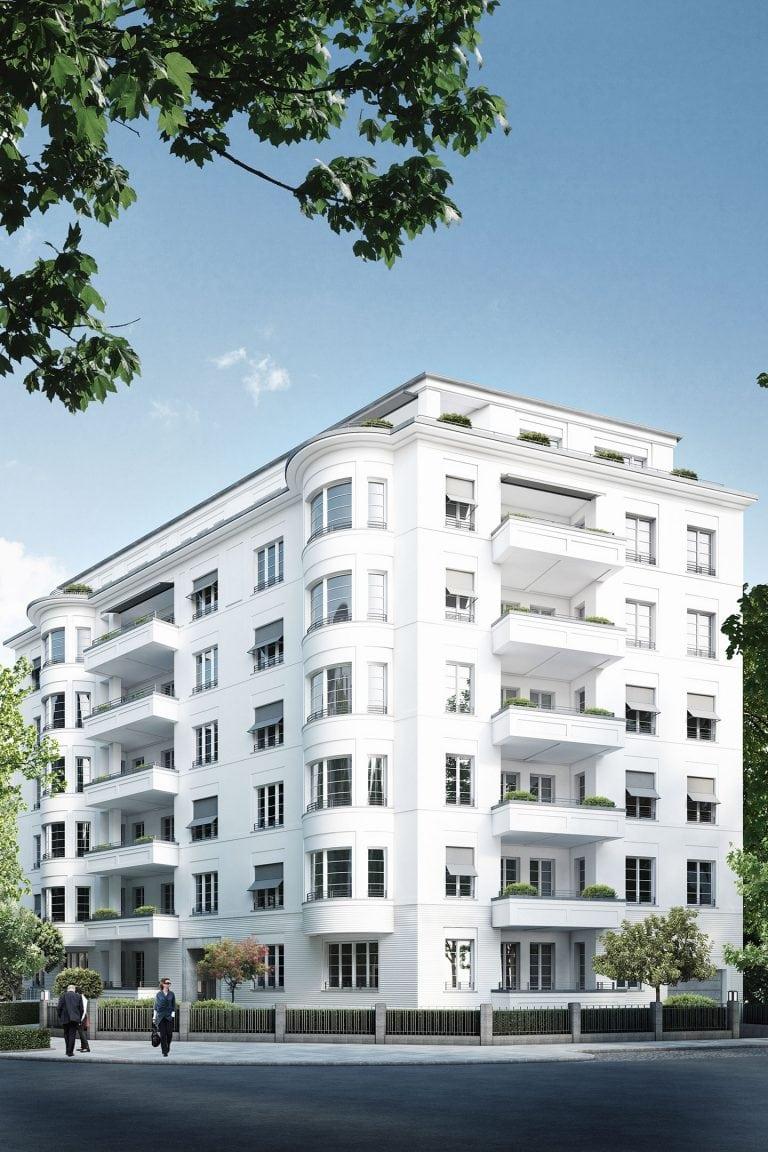 Achenbach 41 Düsseldorf Ansicht
