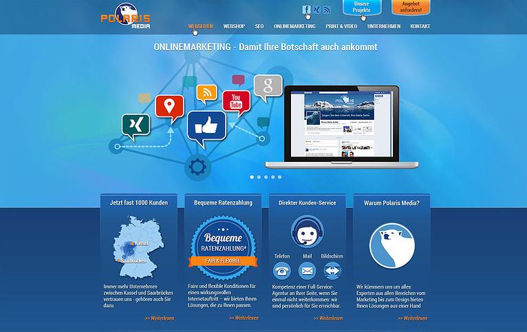 polaris media website