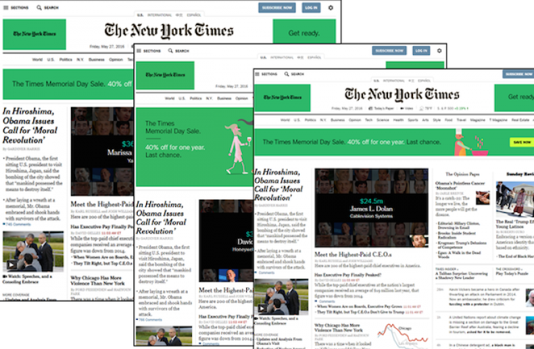 چگونه یک وب سایت طراحی کنید ، زمانی که شما یک طراح وب نیستید