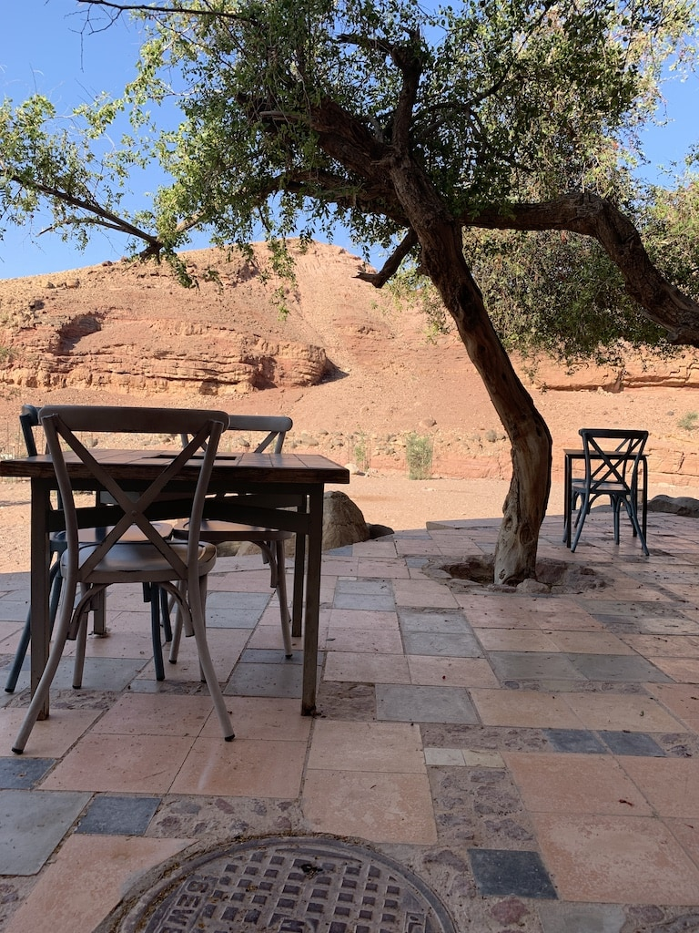 A stay at Feynan Ecolodge provides an immersion into Jordanian life. This was one of my favorite stops during my visit to Jordan.