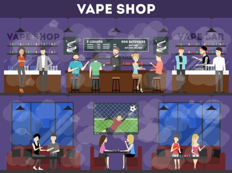 vape shop image