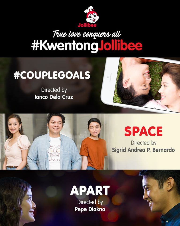 Kwentong Jollibee Valentine Series out now