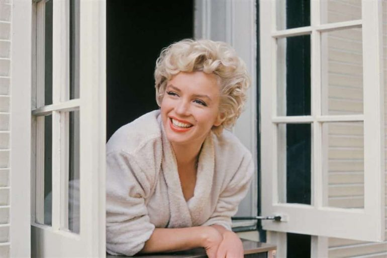 Divine Marilyn, exposição sobre Marilyn Monroe em Paris