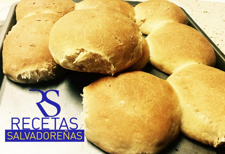 Pan Francés Salvadoreño
