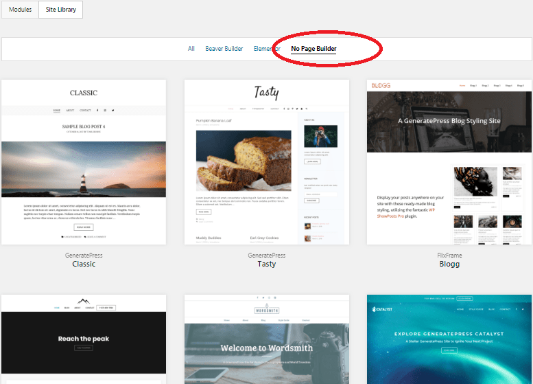 best wordpress templates for blog