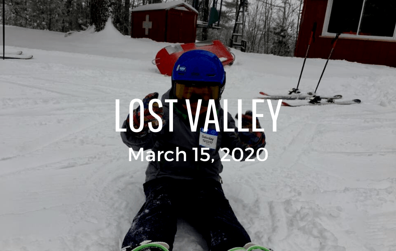Family Day Lost Valley March 15 2020