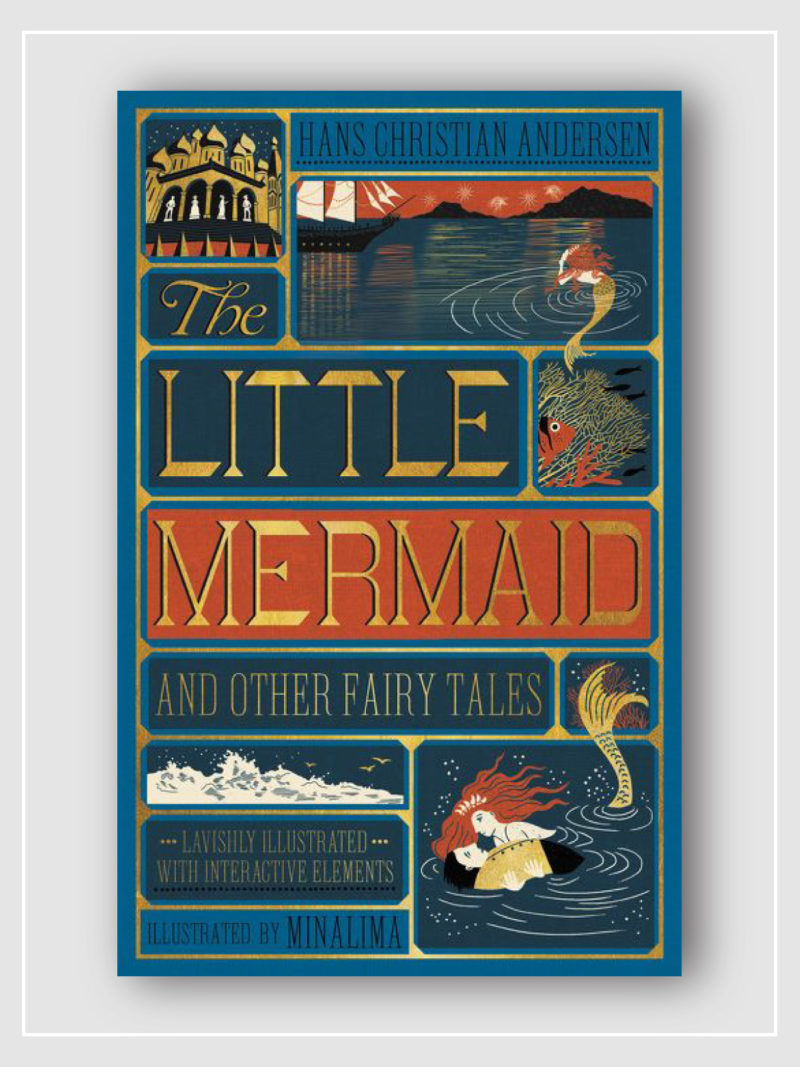 frederickandsophie-book-the-little-mermaid