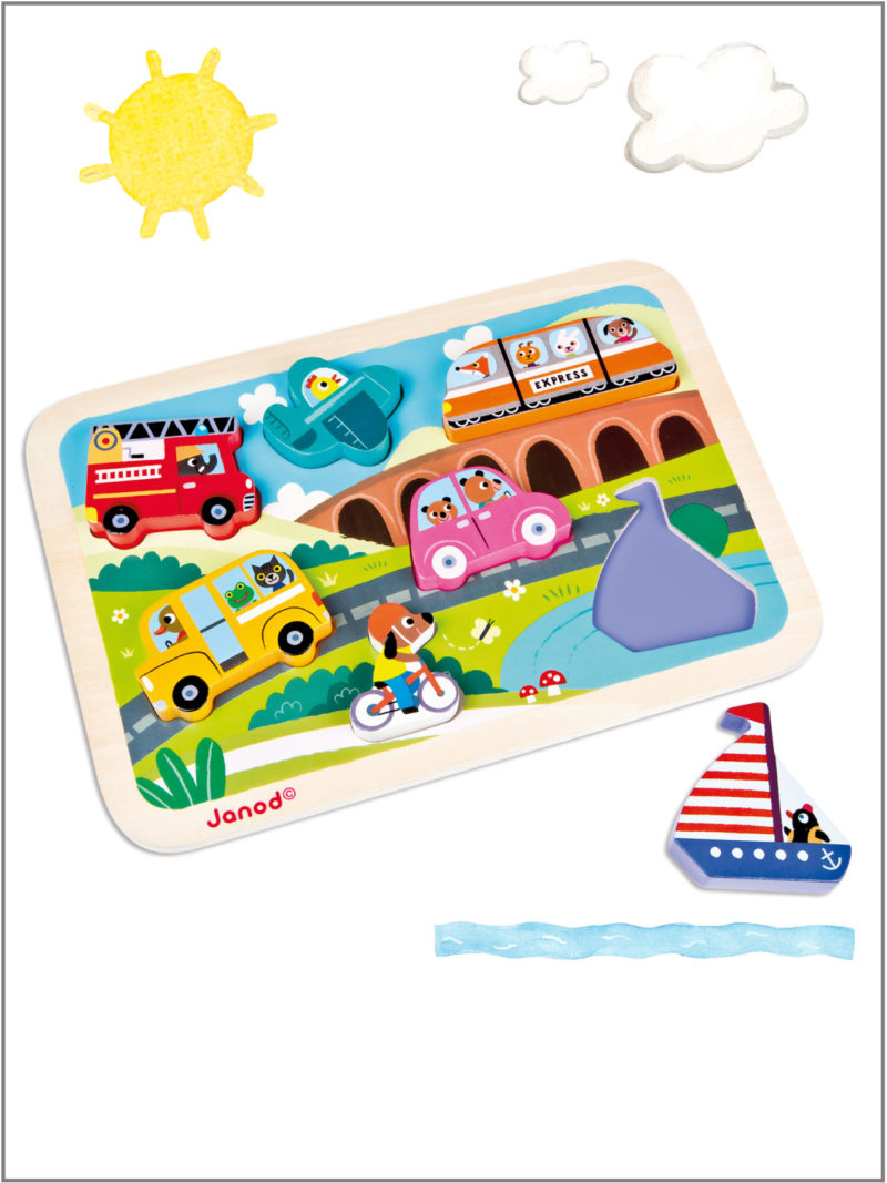 frederickandsophie-kids-toys-janod-france-vehicles-puzzle-boat-car-bus