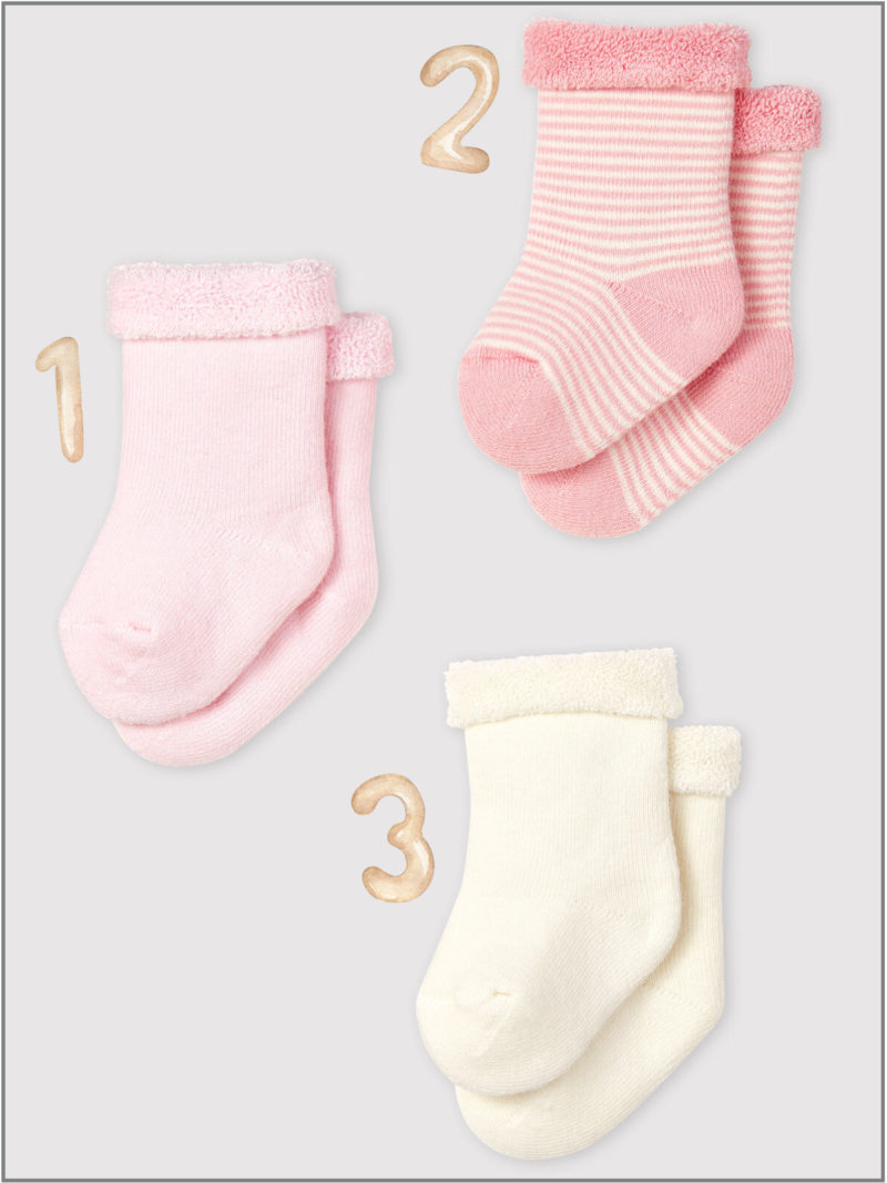 frederickandsophie-kids-soft-wear-petitbateau-france-newborn-baby-socks-organic-pink