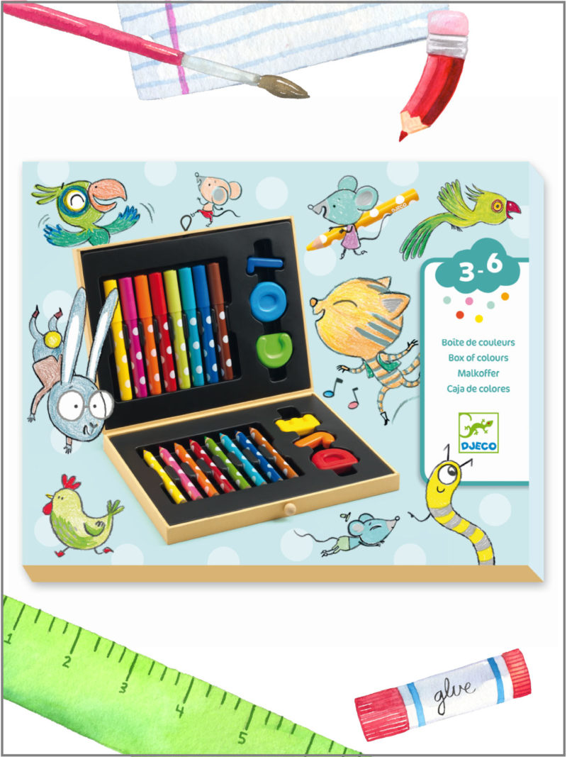 frederickandsophie-kids-toys-djeco-artist-kit-coloring-pencils-arts-crafts-play