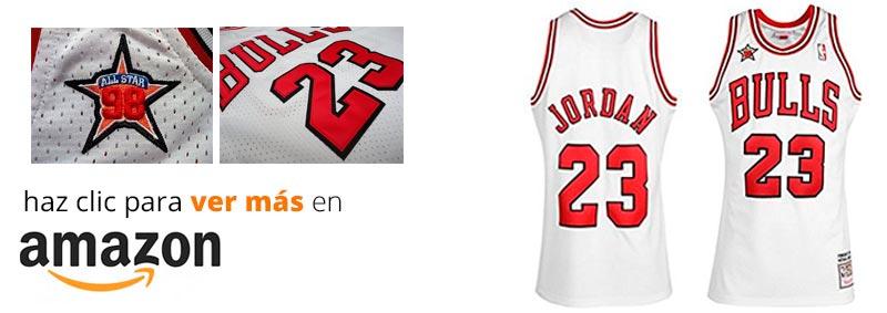 Camiseta Jordan NBA Chicago Bulls