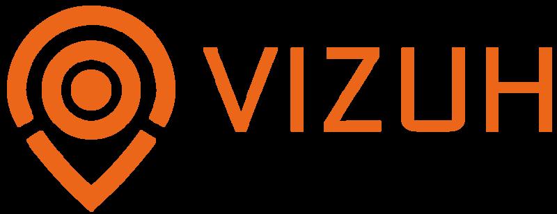 vizuh logo site