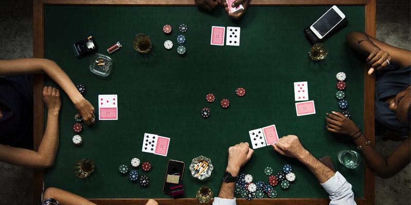 Historia del póquer