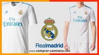 Nueva camiseta Real Madrid 2017 - 2018