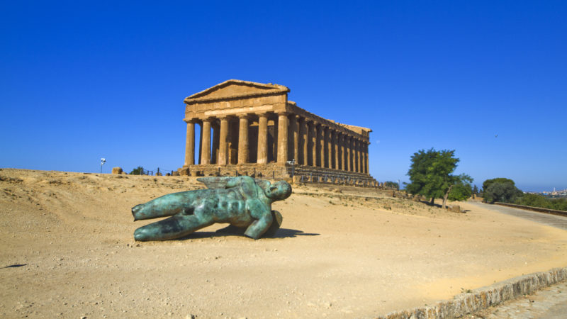 Excursion in Agrigento Valley of Temple