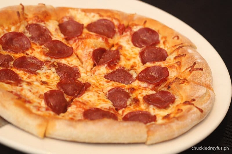 National Pizza Day at California Piizza Kitchen (CPK) - Pepperoni