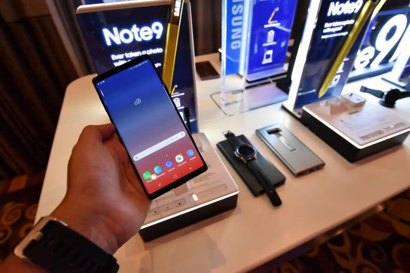 Samsung Galaxy Note 9 - Local Unpacked Event - Globe Postpaid ThePLAN