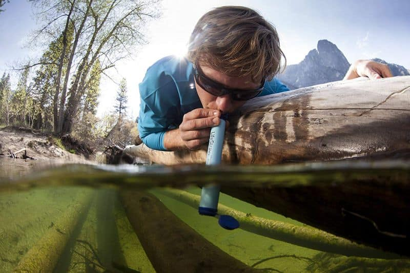 what a lifestraw filters