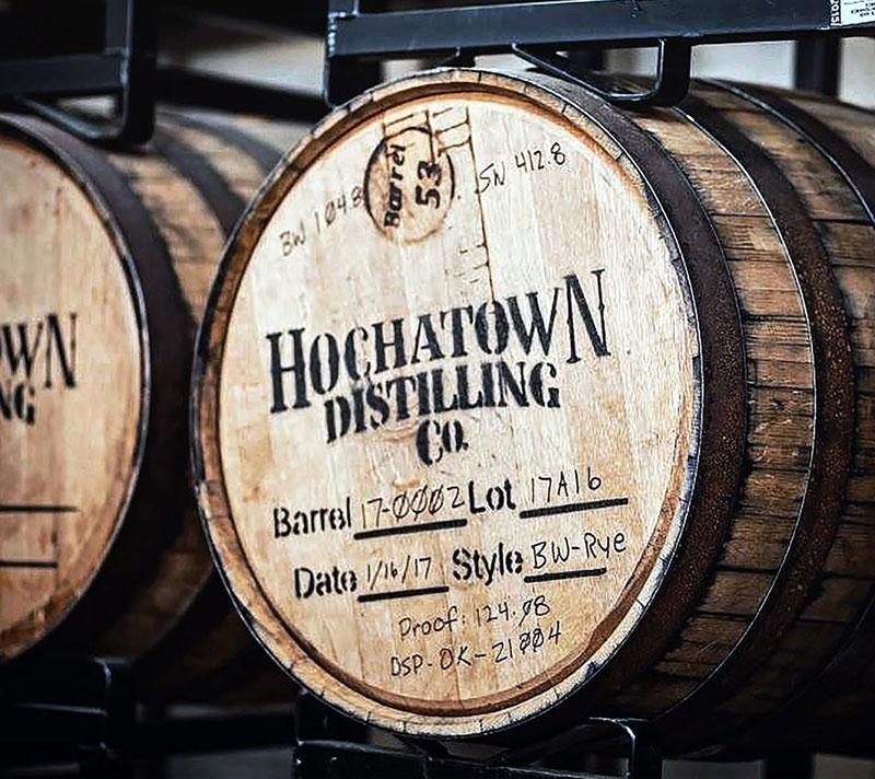 Hochatown Distilling Company