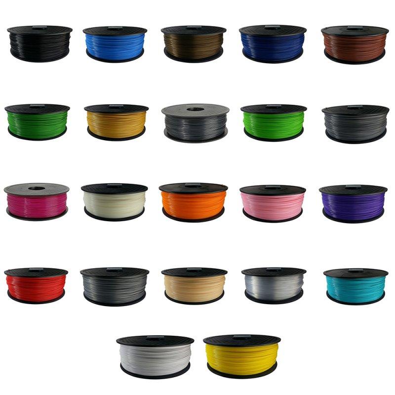ABS пластик KLEMA. Доступні кольори