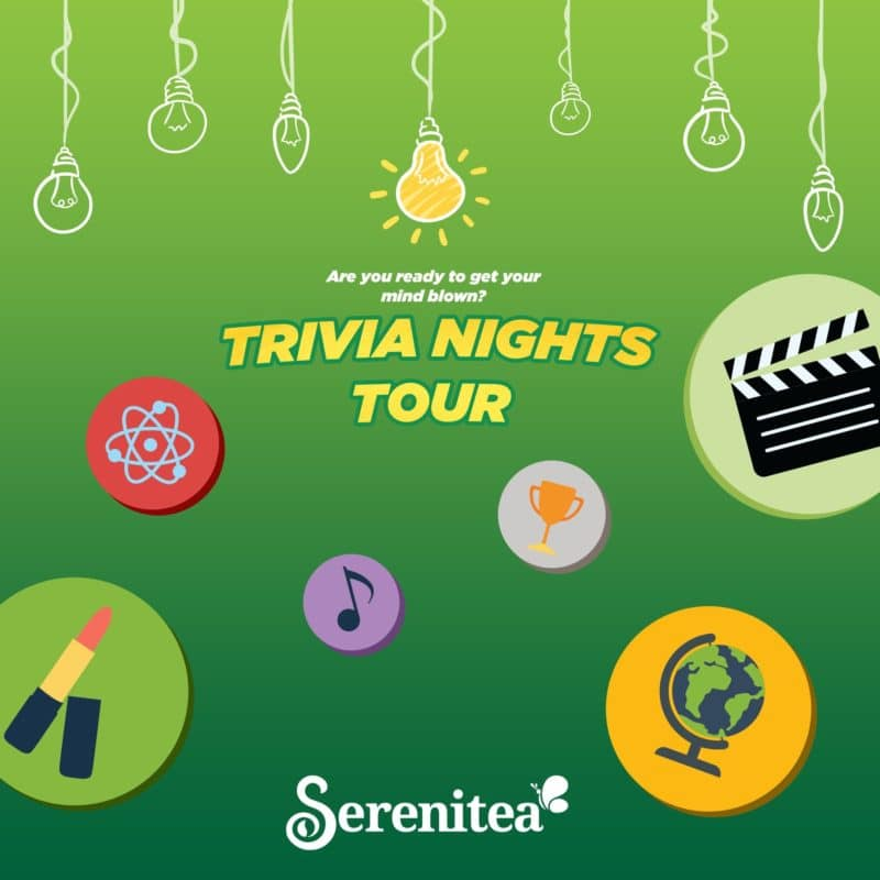 Serenitea Trivia Nights Tour
