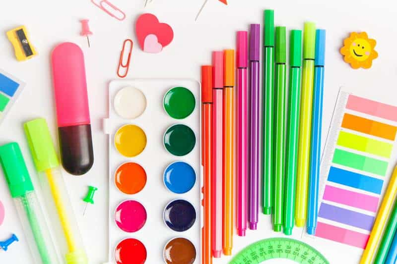 The best markers for coloring books and pages