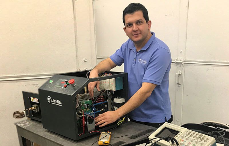 Technical Support Induction Heating
