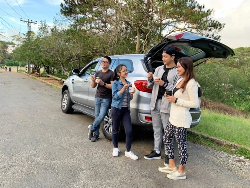 Ford Everest - Camp John Hay