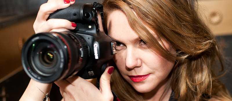 La regista svedese Erika Lust