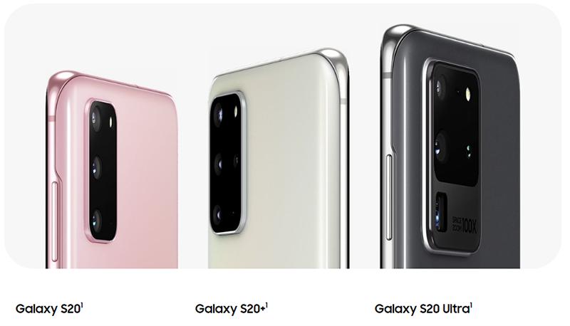 自定义Galaxy S20主题