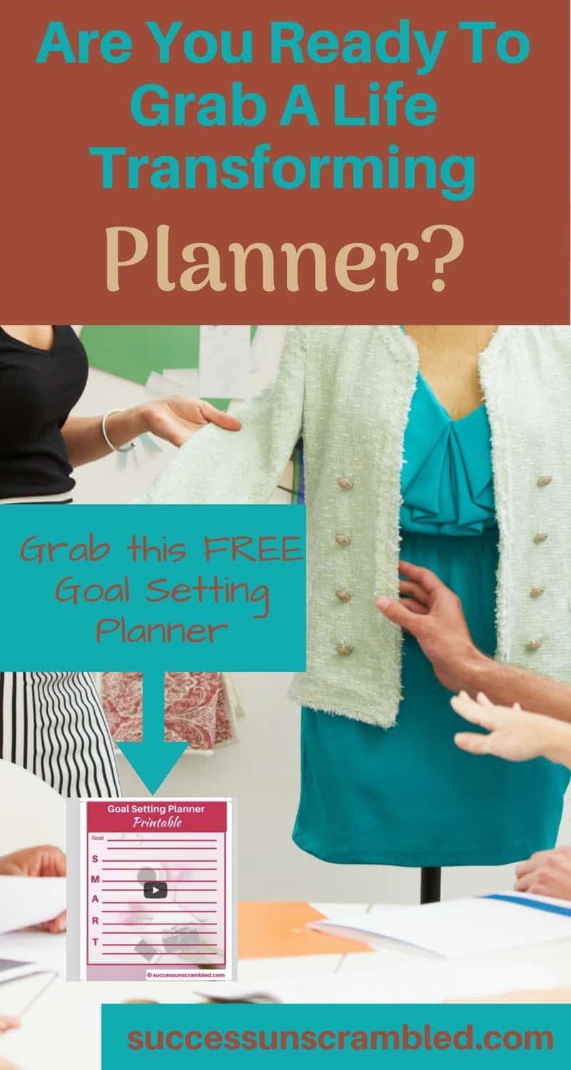 Are you ready to grab a life transforming Planner