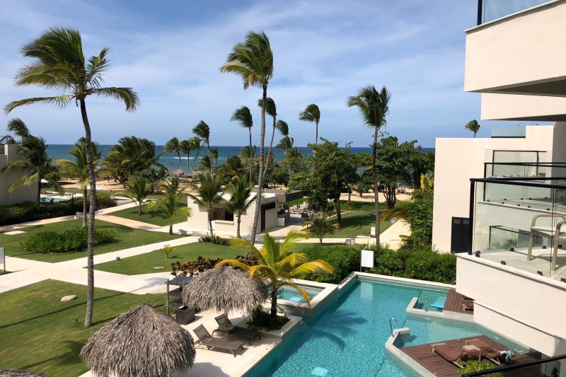 Excellence el Carmen view from room