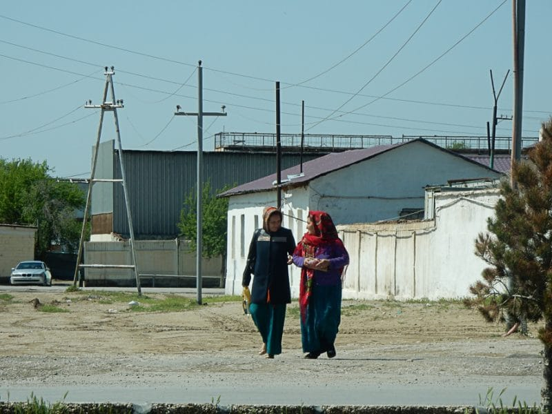 Ashgabat, Turkmenistan - the Strangest City!   thetripgoeson