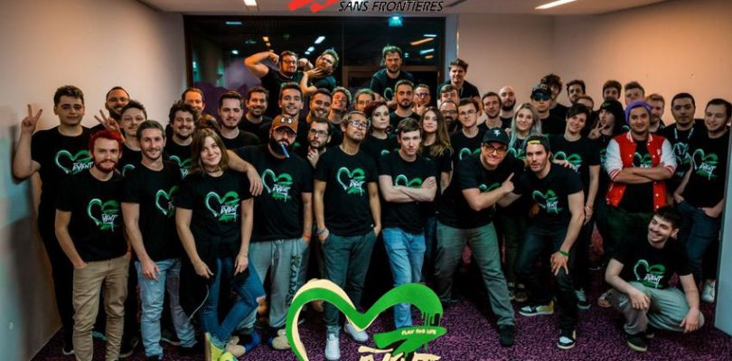 ZEvent 2018 : la claque des Gamers à l'humanité