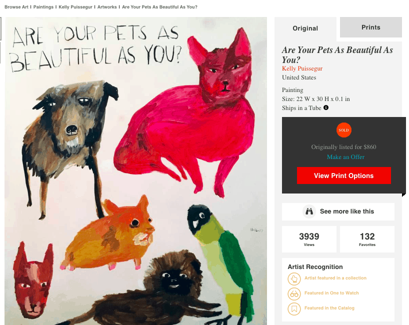 Are your pets as beautiful - Saatchi