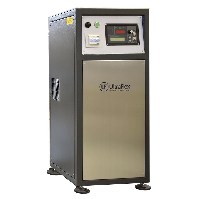 4/5 kg induction melting furnace side