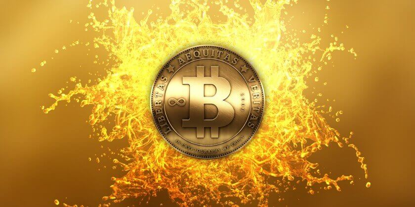 bitcoin bubble pop