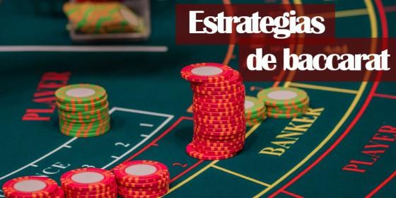 Estrategias de Baccarat