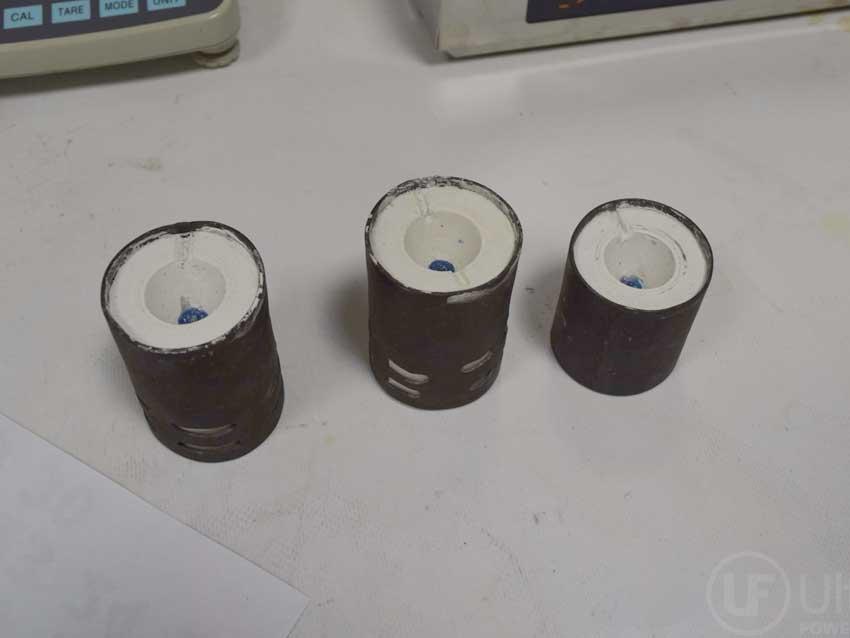 melting titanium temperature