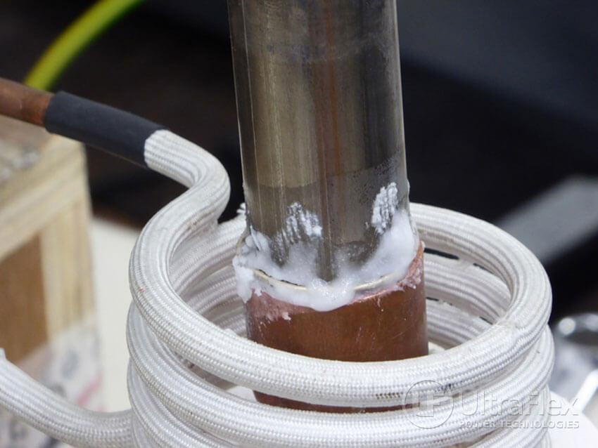 braze copper fittings