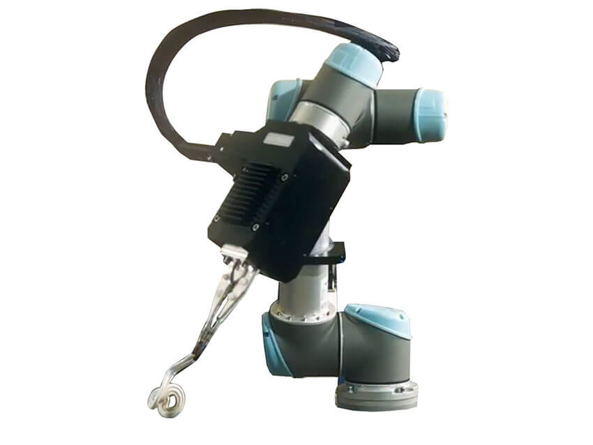 Dragon 15 Induction heating System Robotic Arm