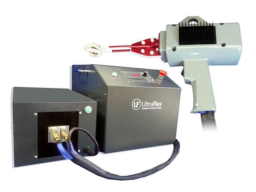 Handheld Induction Brazing System