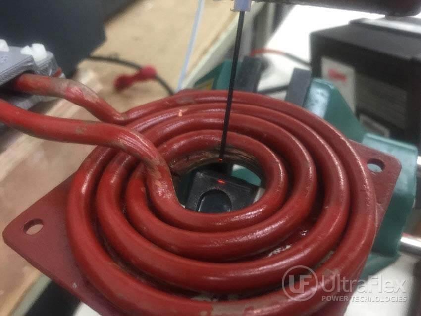 industrial heat hardening