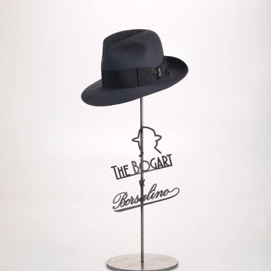 Borsalino Bogart gri