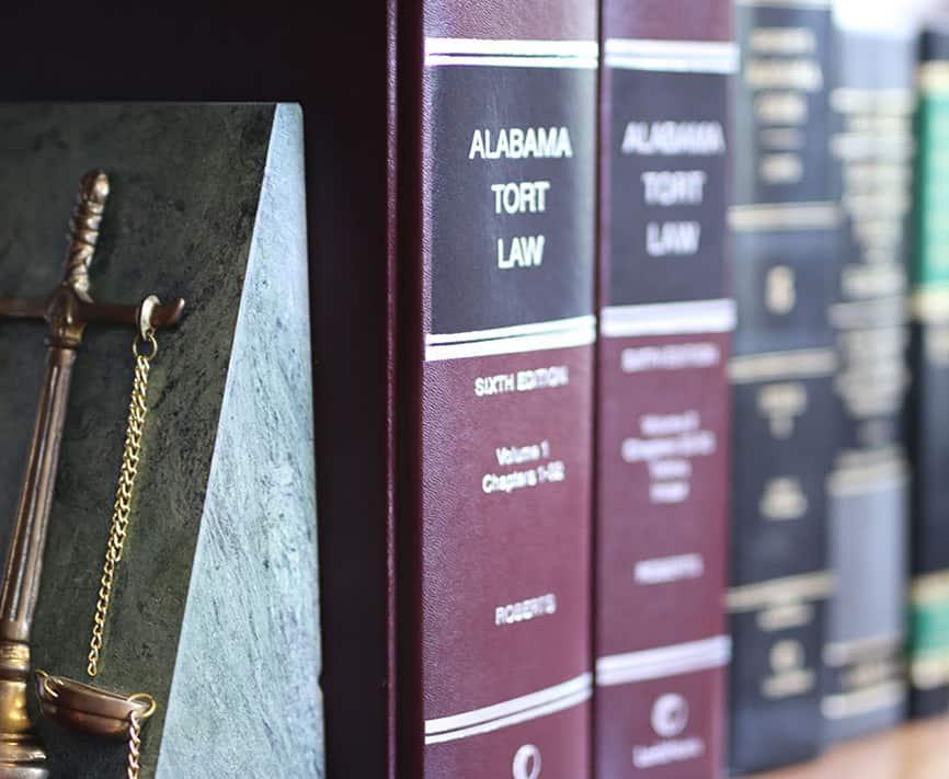 Alabama law books
