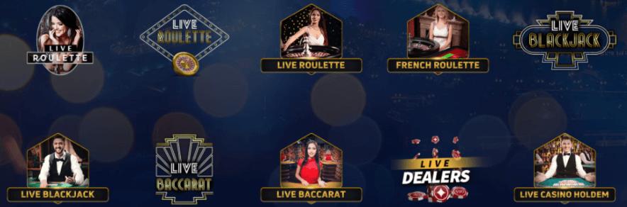 Casino VegasPlus Live