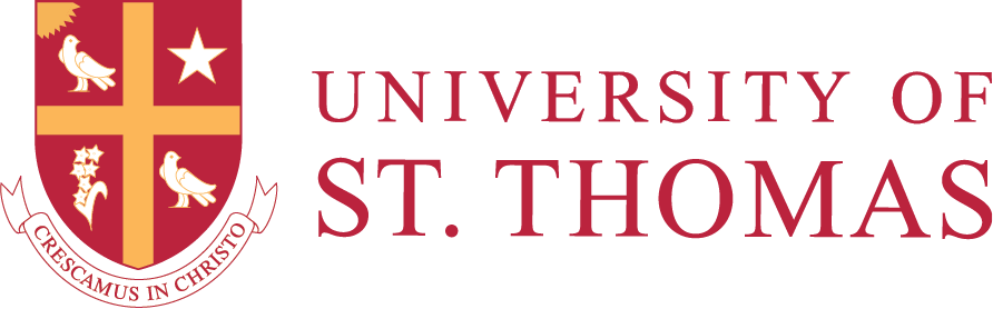 university of st thomas logo